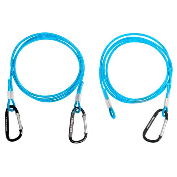 Swimrunners Hook Cord Pull Belt 3m blue