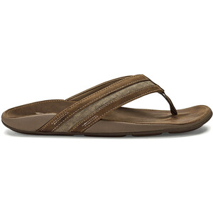 OluKai Ikoi Sandals Herr mustang/mustang mustang/mustang