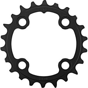 SRAM MTB Eturatas 10-vaihteinen 64mm, musta musta