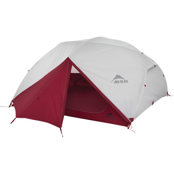 MSR Elixir 4 Backpacking Tent light grey