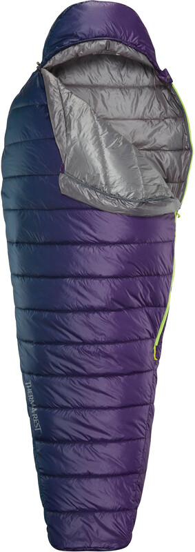 Therm-a-Rest Space Cowboy 45 Sleeping Bag Regular Galactic  2018 Syntetiske soveposer over 0