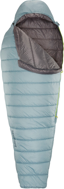 Therm-a-Rest Space Cowboy 45 Sleeping Bag Long Ether  2018 Syntetiske soveposer over 0