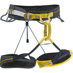 Skylotec Limestone Harness Herr dark grey/yellow dark grey/yellow