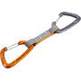 Skylotec Flint Express Wire Quickdraw 11cm light grey/orange