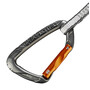 Skylotec Flint Express Dyneema Mix Quickdraw 11cm light grey/orange