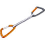 Skylotec Flint Express Dyneema Mix Quickdraw 16cm light grey/orange