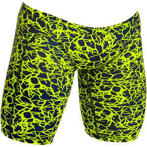 Funky Trunks Training Jammers Herren coral gold coral gold