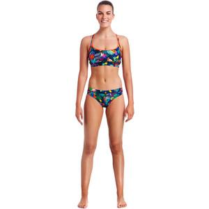Funkita Sports Bikini Slip Damen tropic tag tropic tag