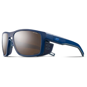 Julbo Shield Alti Arc 4 Sonnenbrille blue/black/blue-brown flash silver blue/black/blue-brown flash silver