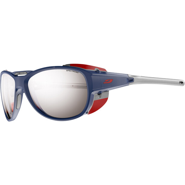 Julbo Exp*** 2.0 Spectron 4 Sonnenbrille matt blue/red-brown flash silver