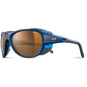 Julbo Exp*** 2.0 Cameleon Sonnenbrille blau/braun blau/braun