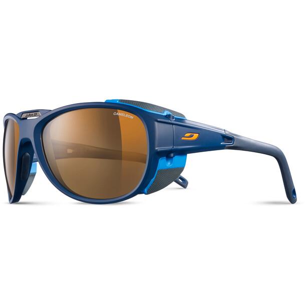 Julbo Exp*** 2.0 Cameleon Sonnenbrille dark blue/blue-brown