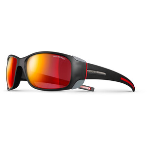 Julbo Monterosa Spectron 3CF Sonnenbrille Damen matt black/red-red matt black/red-red