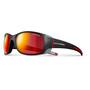 Julbo Monterosa Spectron 3CF Sonnenbrille Damen matt black/red-red