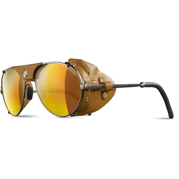 Julbo Cham Spectron 3CF Sonnenbrille beige/gold