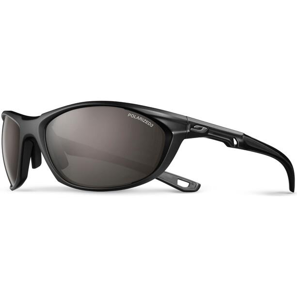 Julbo Race 2.0 Nautic Polarized 3 Sonnenbrille matt black/black-gray