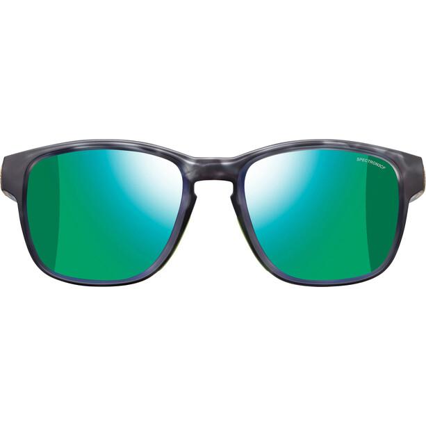 Julbo Paddle Spectron 3 Sonnenbrille gray tortoiseshell/green-green