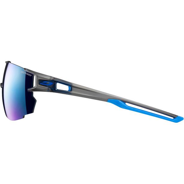 Julbo Aerospeed Spectron 3CF Lunettes de soleil, translucent gray/blue/blue-blue