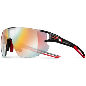 Julbo Aerospeed Segment Light Red Sonnenbrille black/red/red-multilayer red black/red/red-multilayer red