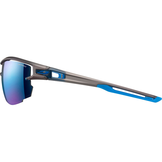 Julbo Aero Spectron 3CF Sonnenbrille translucent gray/blue-blue