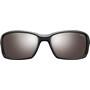 Julbo Whoops Spectron 4 Sonnenbrille matt black-brown flash silver