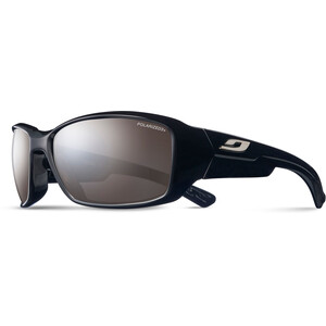 Julbo Whoops Polarized 3 Sonnenbrille shiny black-gray flash silver shiny black-gray flash silver