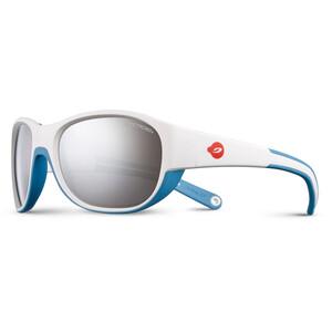 Julbo Luky Spectron 3+ Sonnenbrille 4-6Y Kinder white/blue-gray flash silver white/blue-gray flash silver