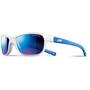 Julbo Player L Spectron 3CF Sonnenbrille 6-10Y Kinder white/blue-multilayer blue