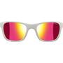 Julbo Reach L Spectron 3CF Sonnenbrille 10-15Y Kinder white/green-multilayer pink