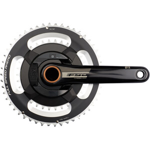 Powerbox Alloy 386Evo Crank Set 50/34(T)