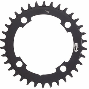 Road Gossamer ABS Megatooth Chainring 1x11 110mm