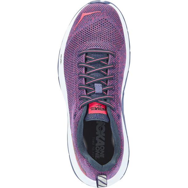 Hoka One One Mach Chaussures running Femme, blue ribbon/sky blue