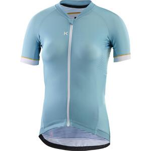 KATUSHA Allure Maillot de cyclisme Femme, bleu bleu