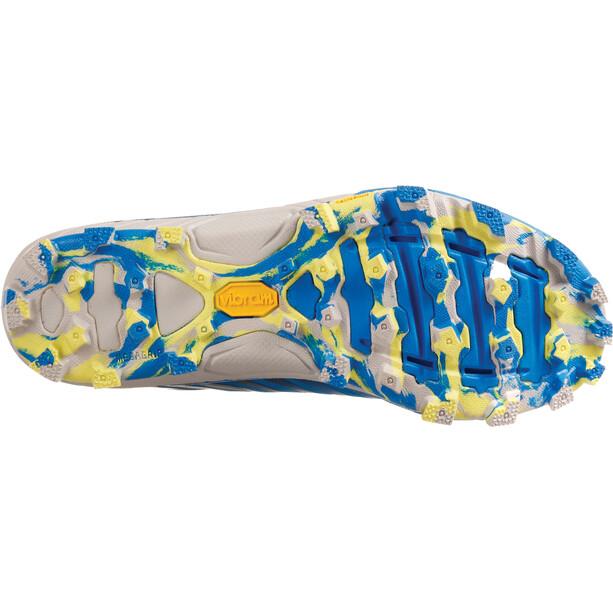 Hoka One One Evojawz Running Shoes Herr cyan/citrus