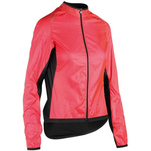 ASSOS UMA GT Sommer Windjacke Damen diva pink