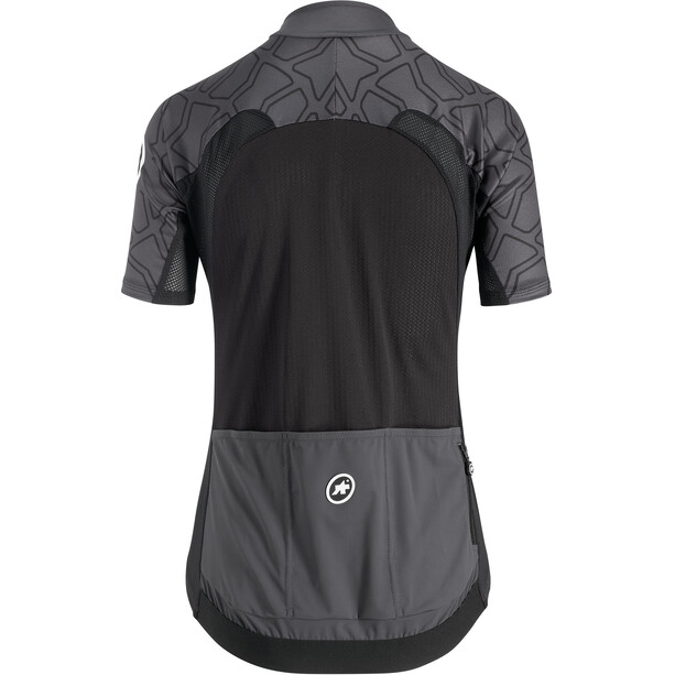 assos XC Kurzarm Trikot Damen twilight blue