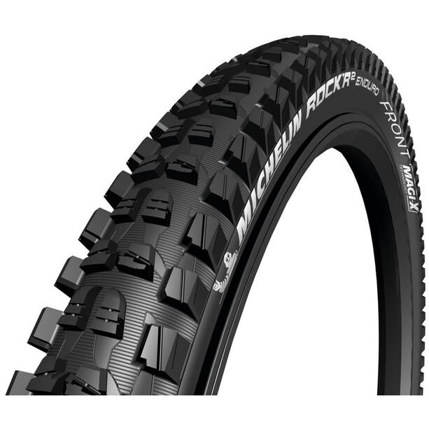"Michelin Rock R2 Enduro Front Faltreifen 27,5"" black"