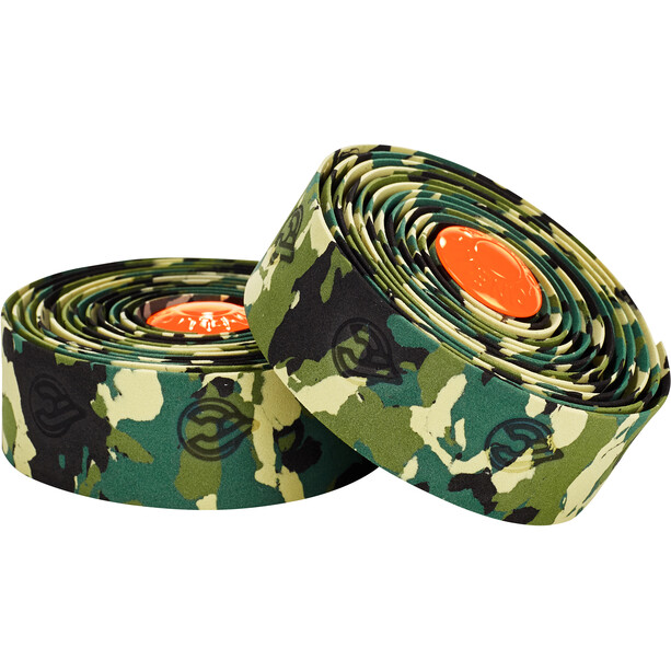 Cinelli Camouflage Ribbon Lenkerband grün