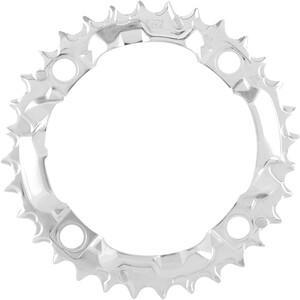 Shimano Alivio FC-M415 Klinge 7 / 8-trins, sølv sølv