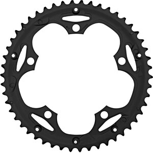 Shimano Claris FC-2403 Kettenblatt 9-fach D schwarz schwarz