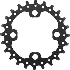 Shimano Deore FC-M617 Plateau 10-fach, noir noir