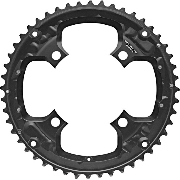 Shimano Deore FC-T6010 Chainring for Chain Protection Ring 10-speed AL black
