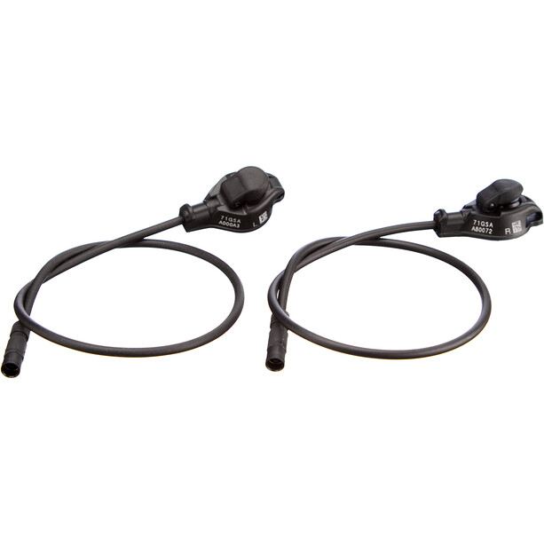 Shimano Dura-Ace Di2 SW-R9150 Zweischalter für Oberlenker Paar schwarz