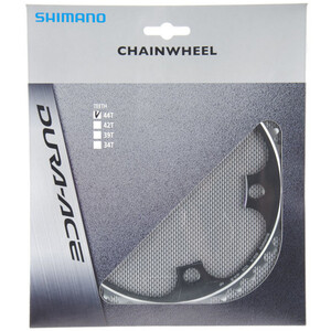Shimano Dura-Ace FC-7900 Kettenblatt 10-fach E silber silber