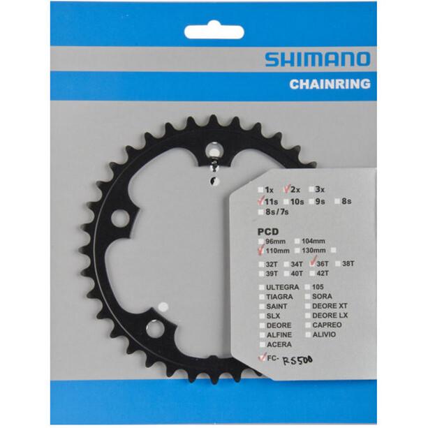 Shimano FC-RS500 Kettenblatt 11-fach schwarz