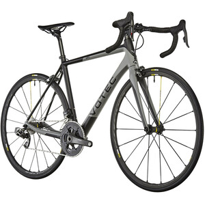 VOTEC VRC Evo - Carbon Road - 2. Wahl black-grey black-grey