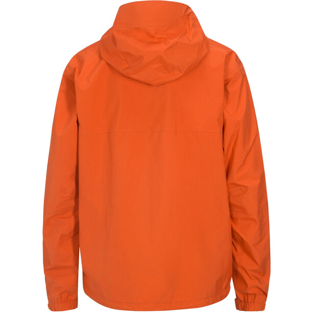 Peak Performance Northern Jacket Herr orange flow