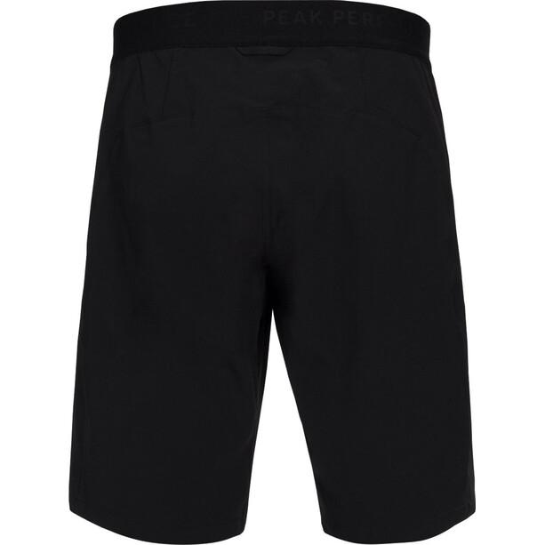 Peak Performance Light Softshell Shorts Herr black