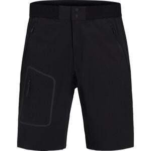 Peak Performance Light Softshell Shorts Herr black black