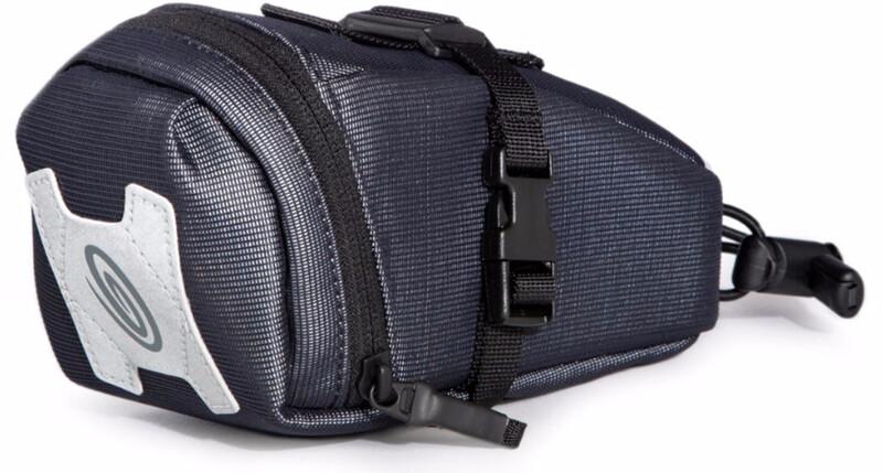 Timbuk2 Seat Pack XT M Jet Black Reflective  2018 Satteltaschen